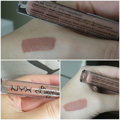 NYX LINGUERIE PUSH UP