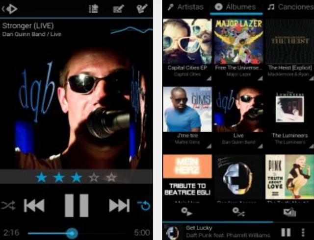 Sådan spiller Lokal lydfiler fra Android Til-5182