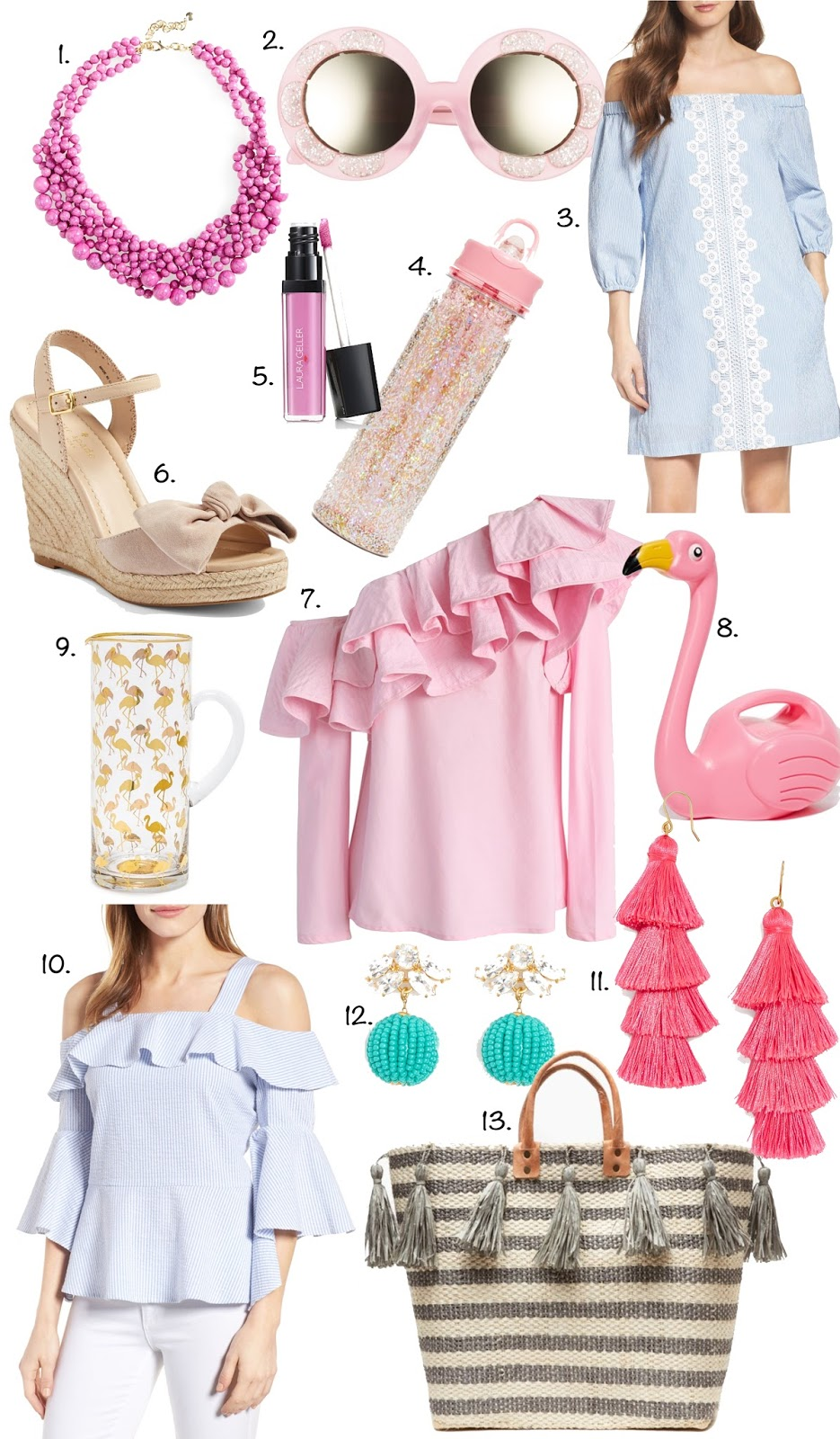 Spring Finds - Click through to see more on Something Delightful Blog!
