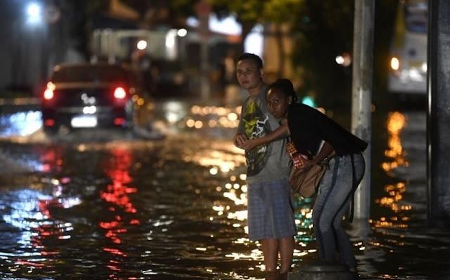 LATINOAMÉRICA: Fuertes lluvias sobre Río de Janeiro dejaron al menos una decena de muertos.