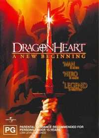 Download Dragonheart A New Beginning (2000) Dual Audio 300mb