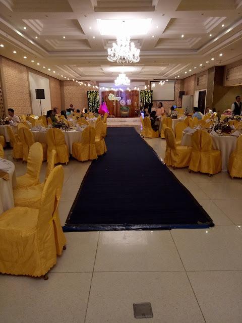 The Royal Ballroom Of Mandaya Hotel Davao City