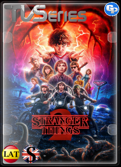 Stranger Things (Temporada 2) HD 1080P LATINO/INGLES