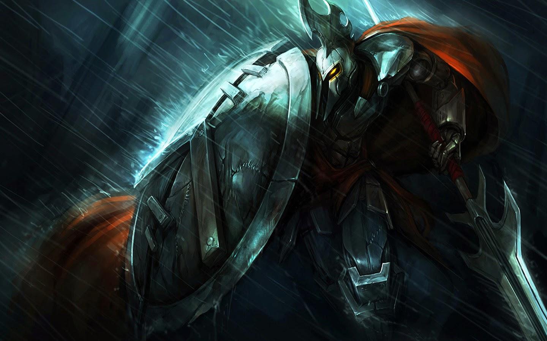 Phanteon Epic Armor Skin LoL a0