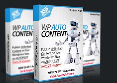 get wp auto content