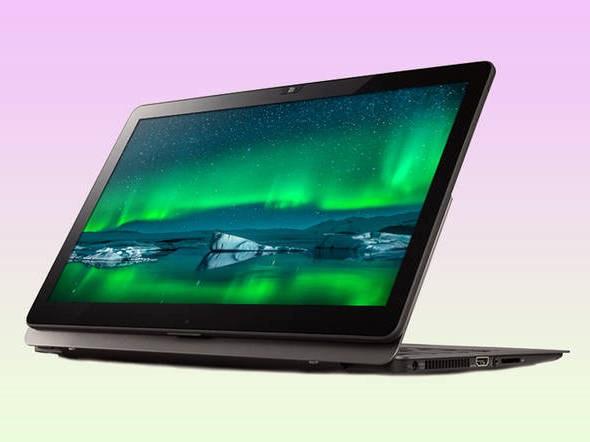 Vaio Z é um notebook de luxo que se transforma em tablet