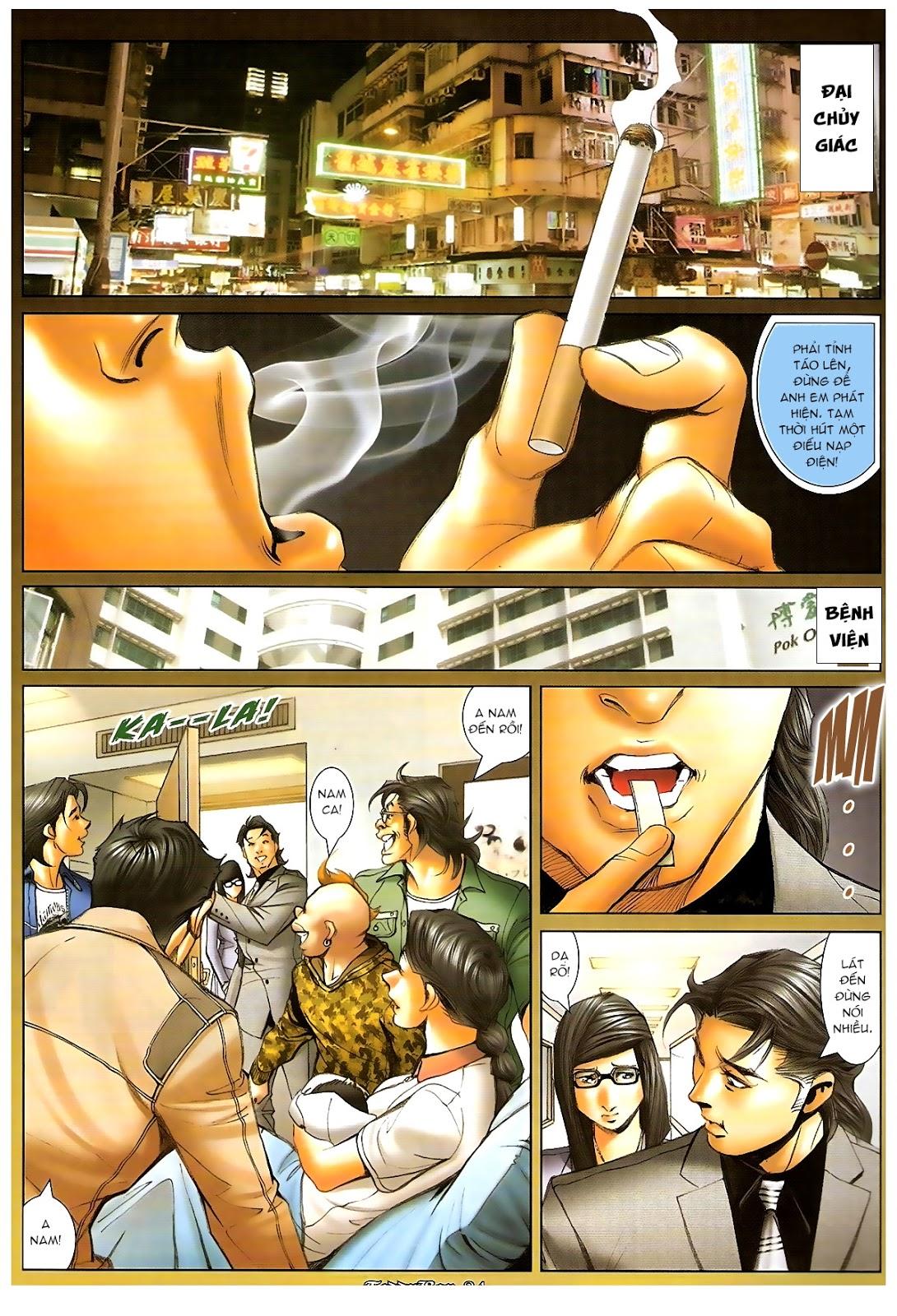 Người Trong Giang Hồ - Chapter 1209: Cai nghiện - Pic 21