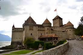 Chateau de Chillon di Montreux