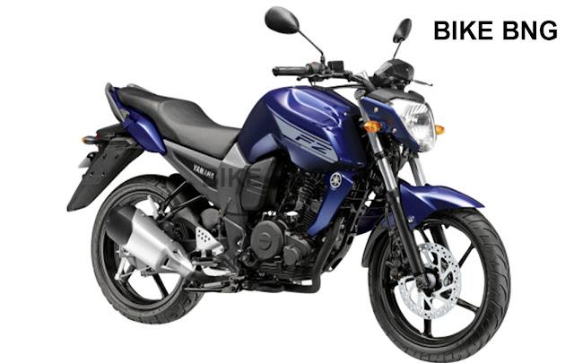 Yamaha FZs in Bangladesh 2018