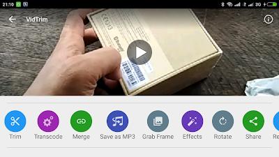 Merekam Layar Android Jadi Video