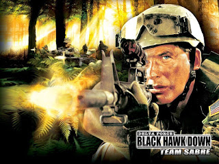 Delta Force Black Hawk Down Team Sabre PC Game Free Download