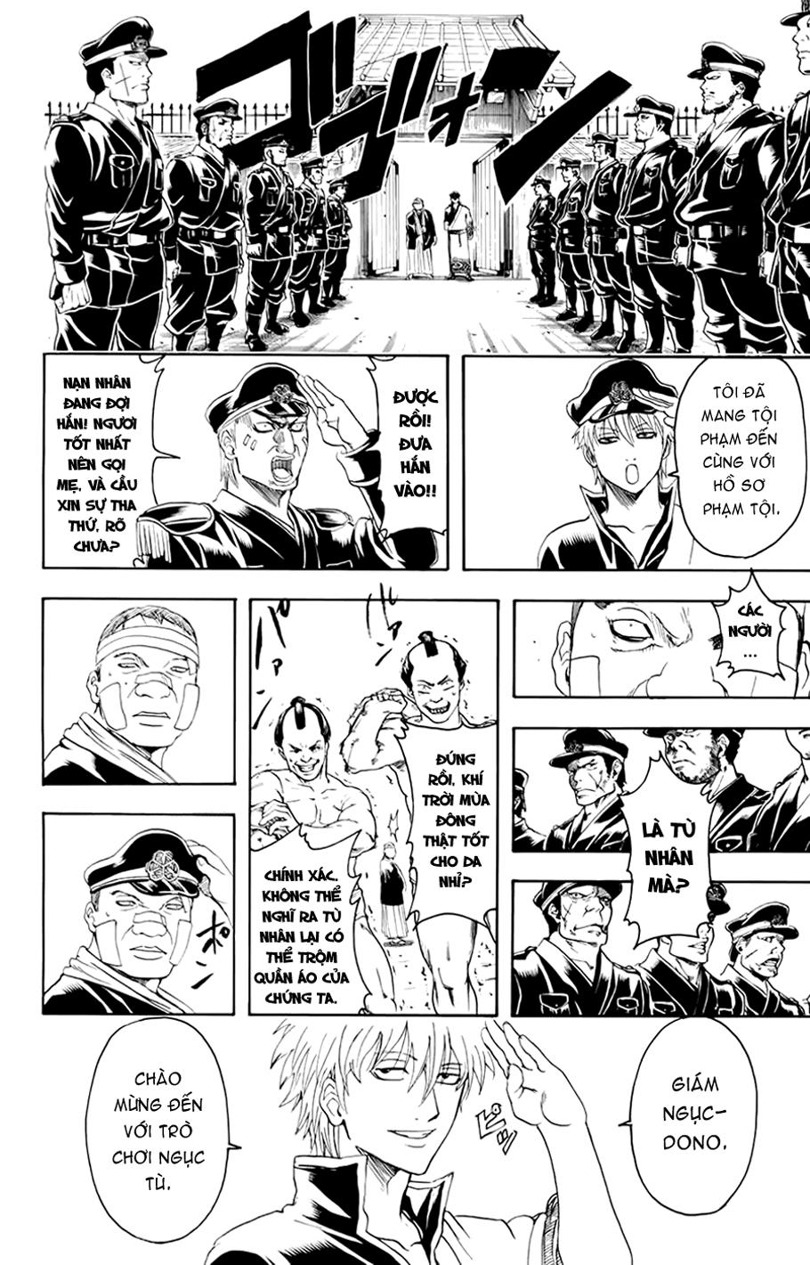 Gintama Chap 342 page 19 - Truyentranhaz.net