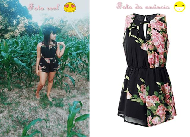 comprinhas-banggood-recebidos-look-banggood-macaquinho-floral-banggod-blog