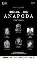 Spectacol lectura - Idolul si Ion Anapoda