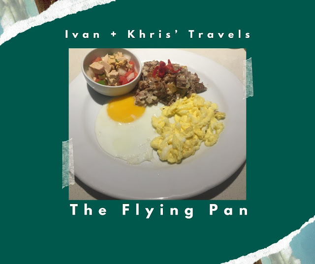 The Flying Pan restaurant review