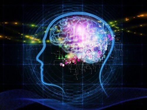 Ilustrasi Otak Cerdas