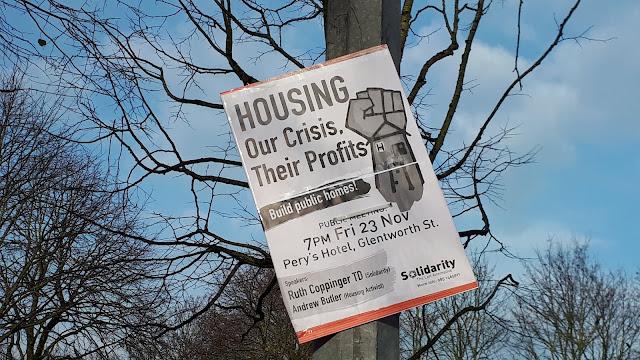 Asuntokriisi Irlanti