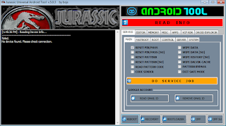 How to Use & Download Jurassic UniAndroid Tool 5.0.3