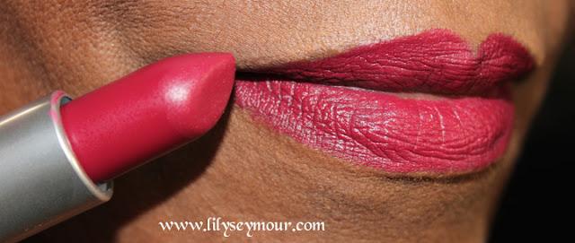 D For Danger Lipstick by Mac Cosmetics