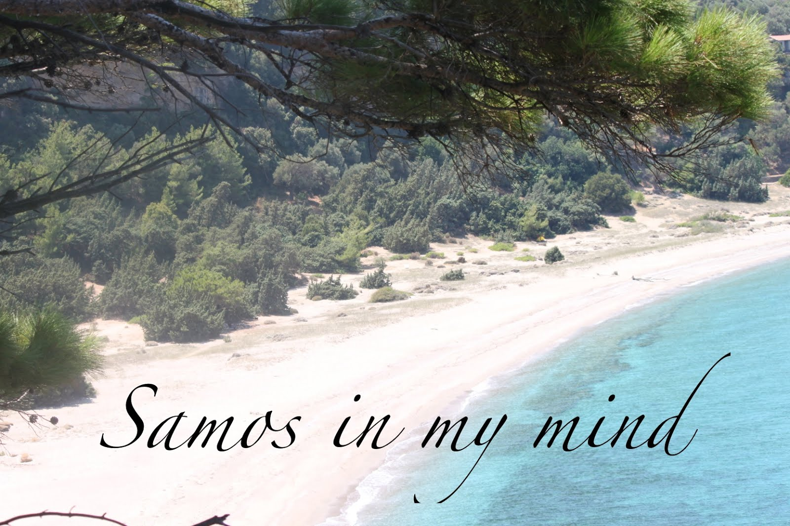 Samos in my mind