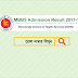 Medical Admission Test Result 2017-2018 Published