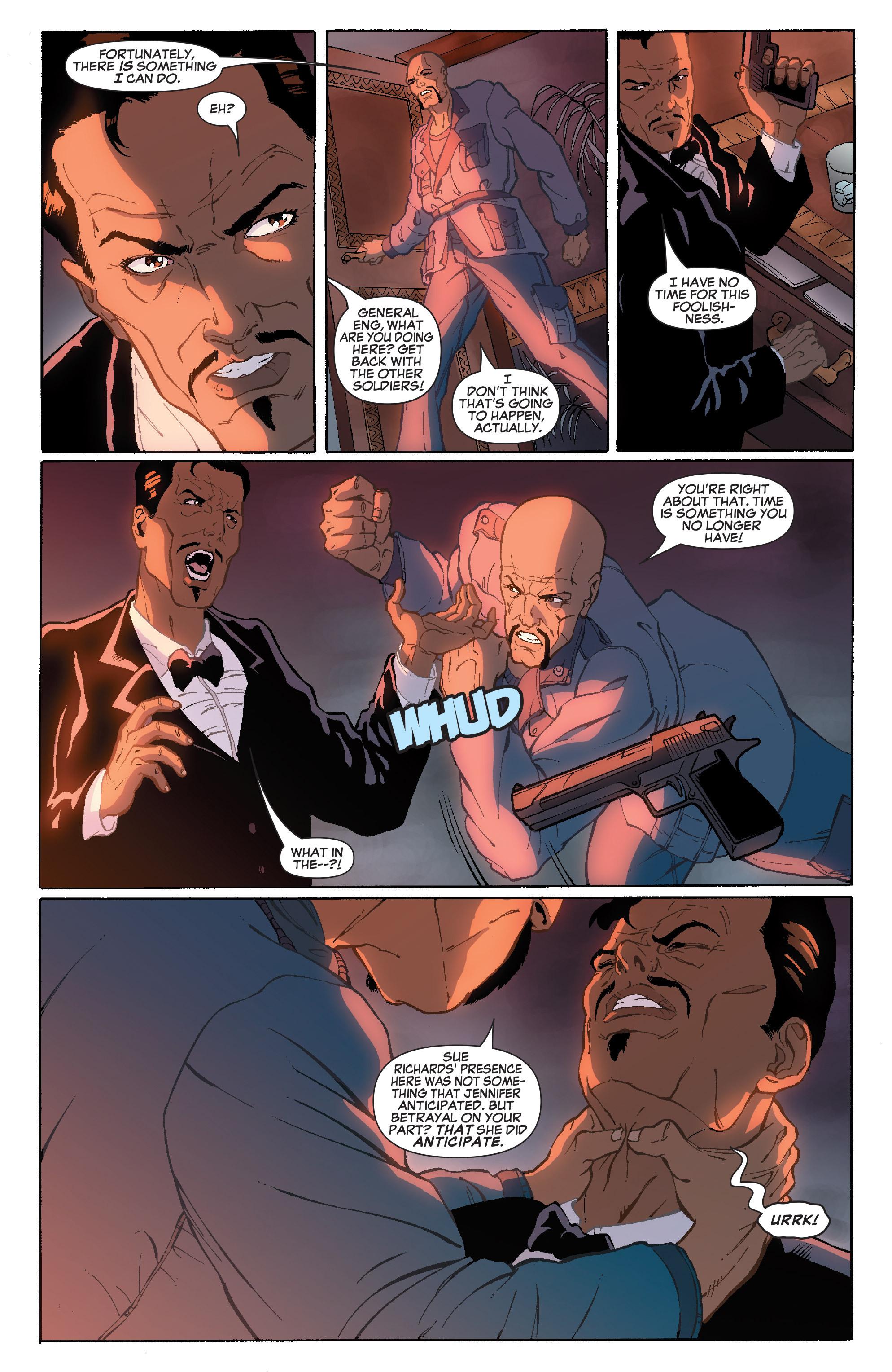 Read online She-Hulk (2005) comic -  Issue #36 - 13