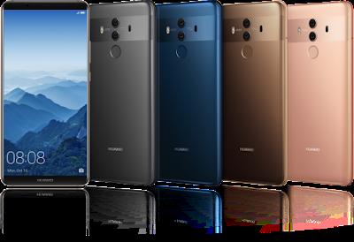 Phablet fascia media Huawei Mate 10: quattro fotocamere display 18:9
