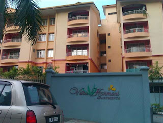 Vista Harmoni Apartment for Sale @ Len Sen, Cheras (Urgent