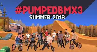 Pumped BMX 3 v1.0 Apk Full Version Terbaru