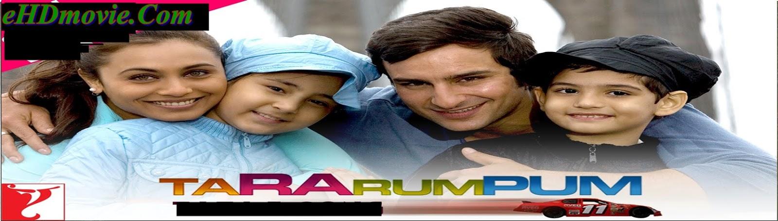 Ta Ra Rum Pum 2007 Full Movie Hindi 720p - 480p ORG BRRip 650MB - 1.4GB ESubs Free Download