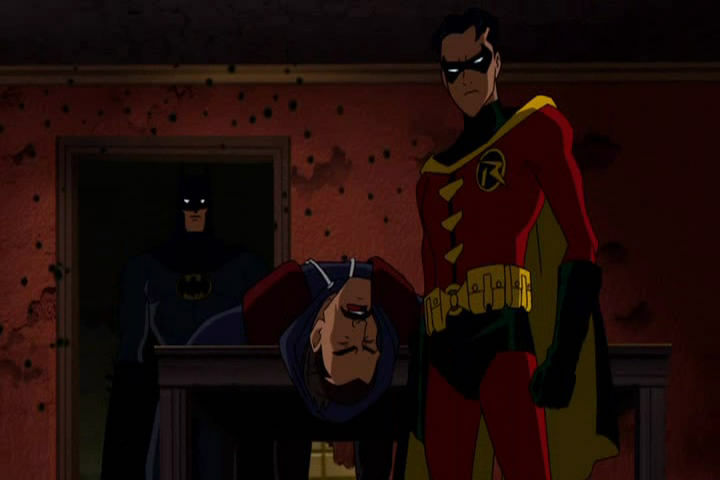 "Chas Blankenship's Bat-Mania: ""Batman: Under the Red Hood ..."