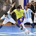 No pudo ser: Argentina cayó ante Brasil en la final de la Copa América de futsal