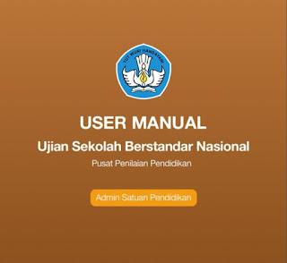 Juknis Aplikasi USBN untuk Admin Sekolah