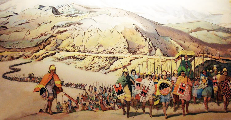 For more than 100 years, the Incan army was virtually undefeated. That all changed when the Spanish arrived.