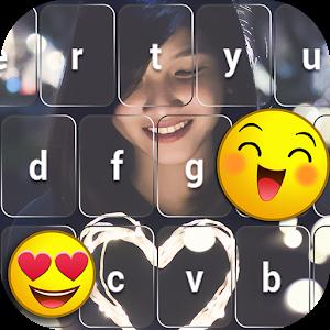 Aplikasi Keyboard Foto Saya