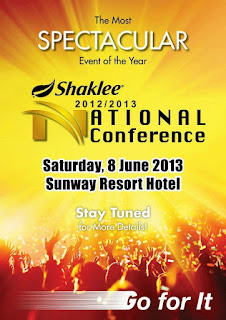 national conference shaklee