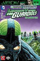 Os Novos 52! Lanterna Verde - Os Novos Guardiões #16