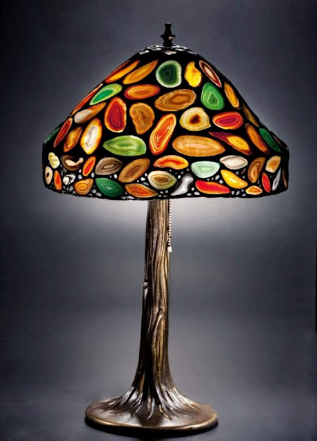 Agate Lamp Shade
