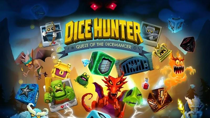 Dice Hunter: Dicemancer Quest v3.3.0 Apk Mod [Diamantes Infinitos]