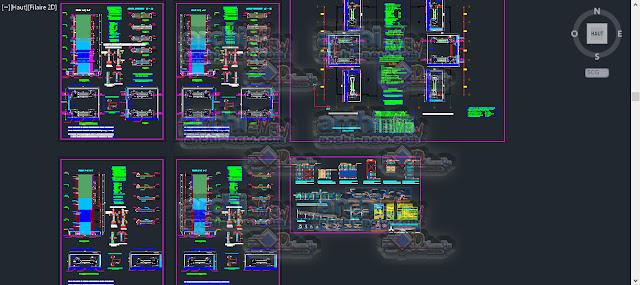 download-autocad-cad-dwg-file-structural-reinforcement-building-housing