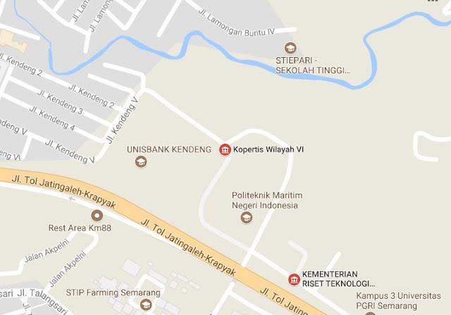 daftar kampus swasta terbaik di kota Semarang