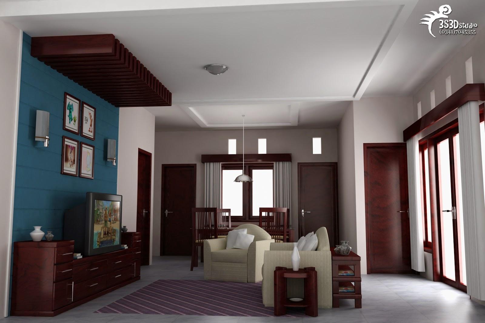 Karpet Ruang Tamu Klasik