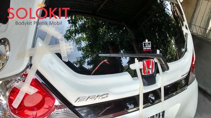 grand new avanza second jual bodykit ducktail honda brio | solo abs plastic