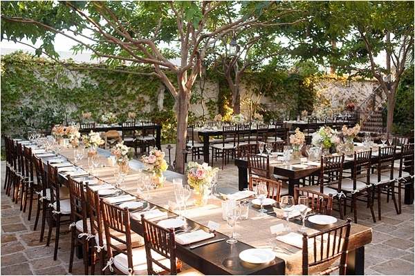 From The Bride Our Wedding Took Place In Beautiful Courtyard Of Villa San Juan Capistrano One Most Memorable Moments Was
