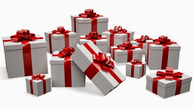 Twelve days of christmas gift giving ideas