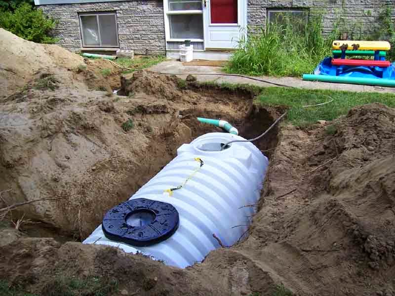Surveying Property Septic Tanks An Alternative To Mains