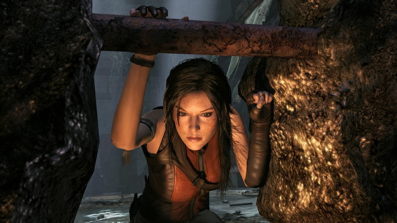 Looool Tomb Raider Definitive Edition