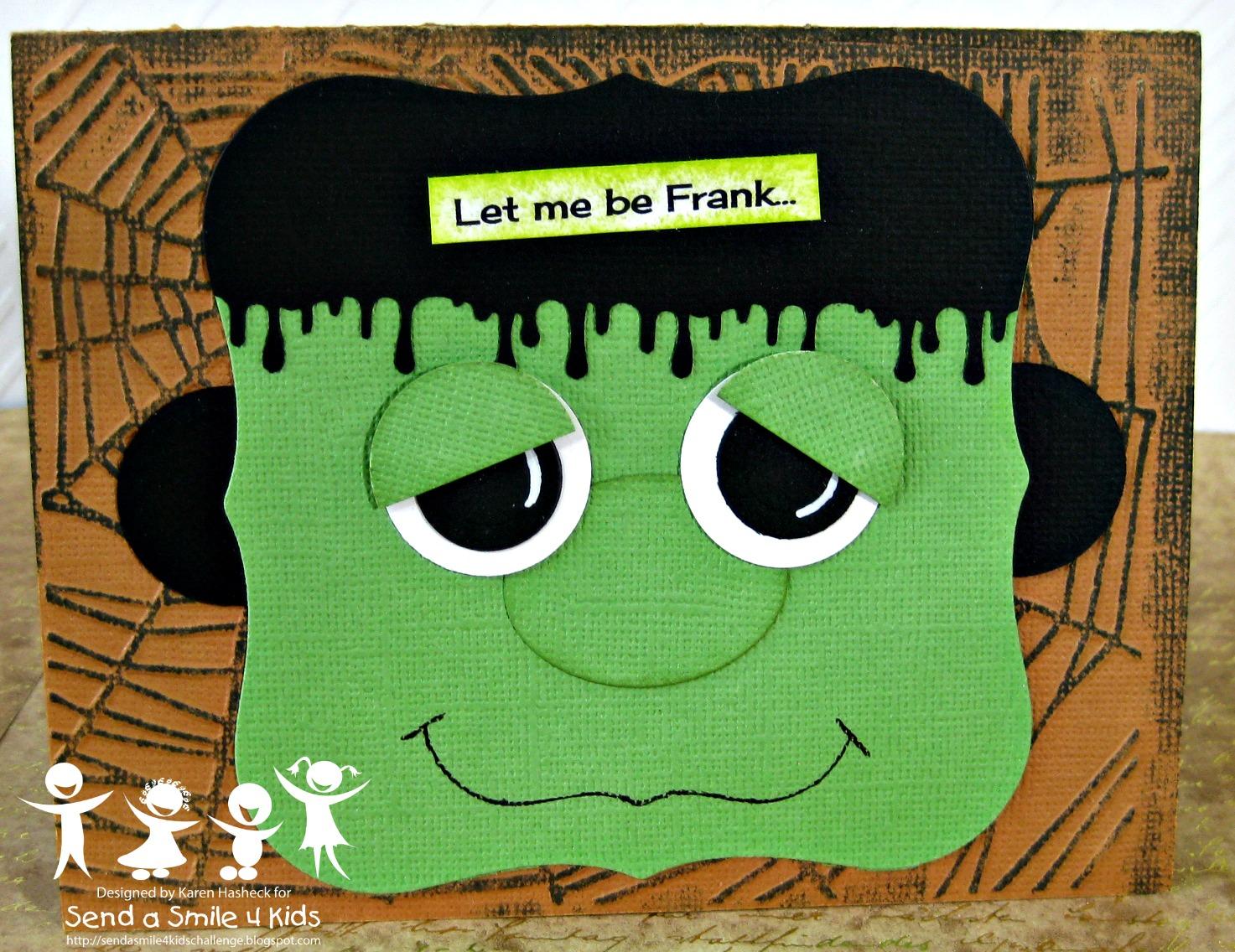 Karen S Kreative Kards Humorous Or Slimy Cards 4 Kids Or Anything