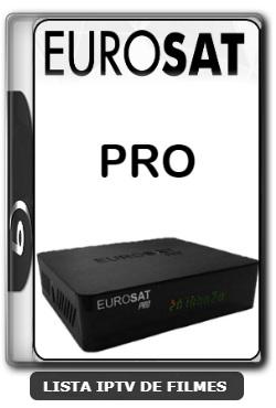 Eurosat PRO Nova Atualização Melhorias canais HD no SKS 63w V1.36 - 09-06-2020