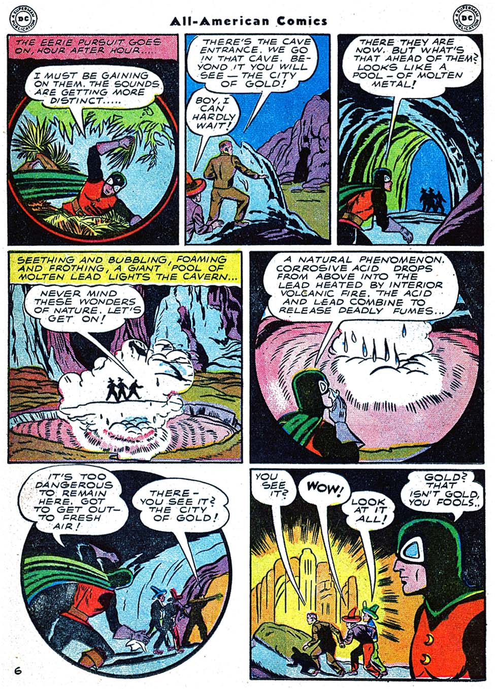 Read online All-American Comics (1939) comic -  Issue #73 - 22